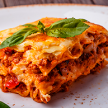 Lasagna Bolognaise