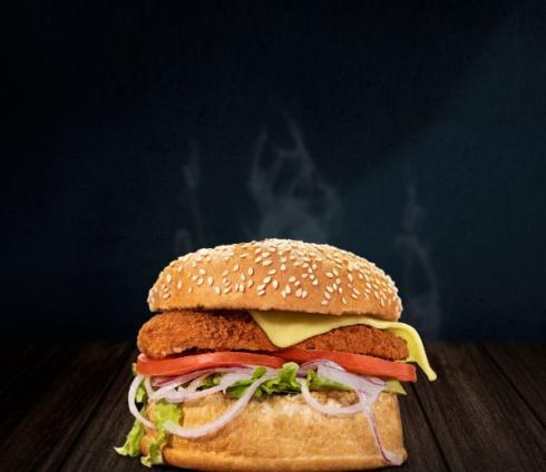 Burger Milanaise